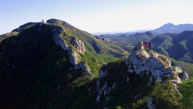 Mountaineering region of Valencia