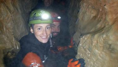 caving region of Valencia